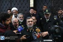 راهپیمایی سالروز پیروزی انقلاب در نظم و امنیت کامل برگزار شد