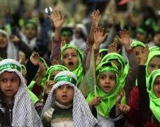 سه سالههای حسینی شیراز گردهم میآیند