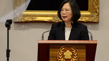 Taiwan President to visit Pacific allies