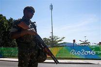 تدابیر امنیتی شدید در فاصله ۱۱ روز تا آغاز المپیک + تصاویر