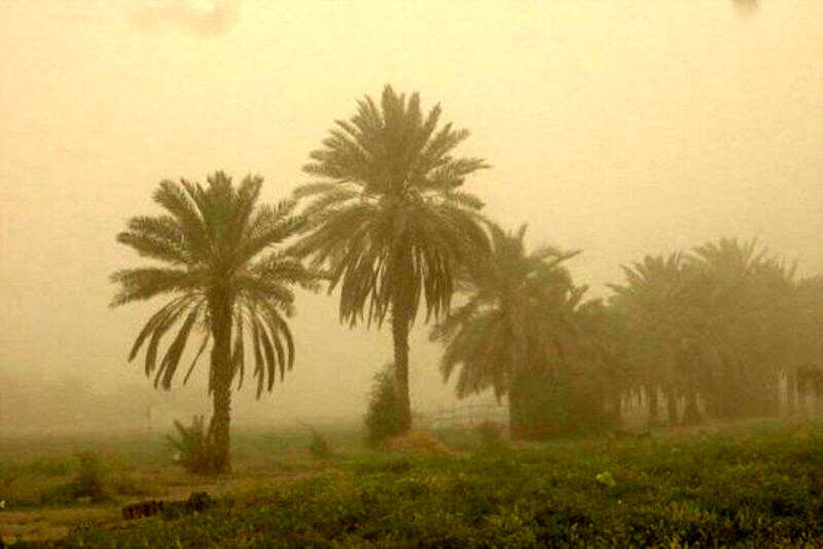 ذرات معلق گرد و غبار هوای ایلام را در وضعیت هشدار قرار داد