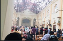 داعش مسئول حملات تروریستی سریلانکا