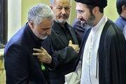 فرزند رهبر انقلاب به سردار سلیمانی تسلیت گفت