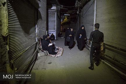 +شب+بیست+و+سوم+ماه+مبارک+رمضان+در+مسجدجامع+بازار+تهران