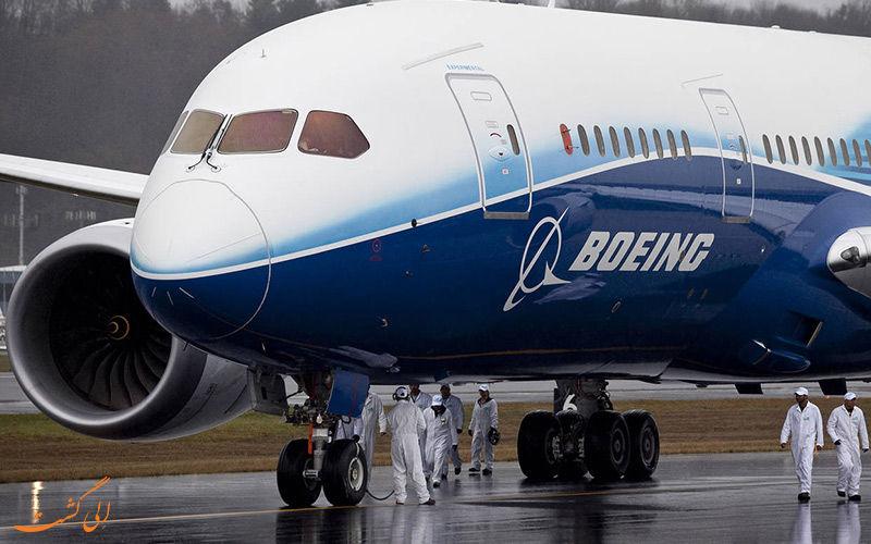 شرکت هواپیمائی بوئینگ 10 درصد از کارمندان خود را اخراج خواهد کرد
