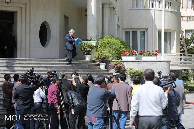 پاسخ اعضای کابینه دولت به سوالات خبرنگاران چه بود؟