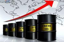 قیمت نفت به ۶۵ دلار و ۲۵ سنت رسید