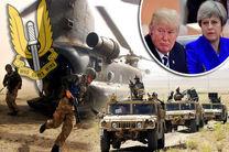 انگلیس به افغانستان نیروی ویژه اعزام می کند