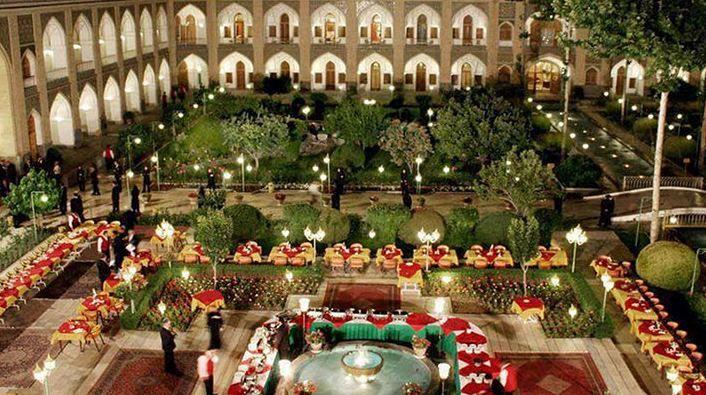 هتل عباسی اصفهان برای اولین بار تعطیل شد