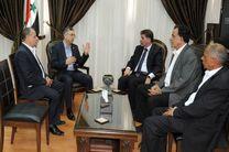 سوریه همچنان از آرمان های ملت فلسطین حمایت می کند