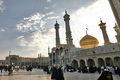 حضور کاروان زیارتی زائران اردو زبان در آستان مقدس امامزاده زینب(س) کهک