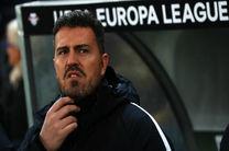 اسکار گارسیا سرمربی جدید تیم فوتبال المپیاکوس شد