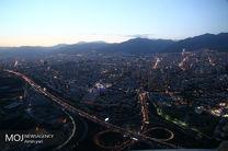 کیفیت هوای تهران ۲۹ آذر ۹۹/ شاخص کیفیت هوا به ۵۸ رسید