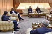دیدار استاندار گیلان با قائم مقام وزیر راه و شهرسازی در طرح مسکن مهر