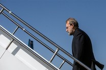 لاریجانی تهران را به مقصد ترکیه ترک کرد