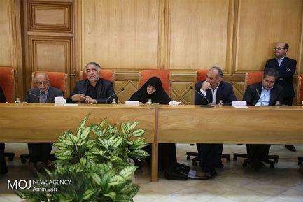 جلسه شورای اجتماعی