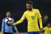 خبر بد برای هواداران فوتبال برزیل/ نیمار مصدوم شد