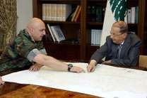 حمایت رئیس جمهوری و رئیس پارلمان لبنان از عملیات مقاومت علیه تروریست ها