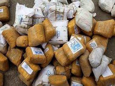 کشف بیش از 1600 کیلوگرم مواد مخدر
