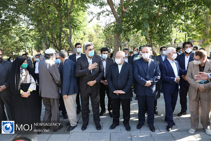 افتتاح و بهره برداری از پیاده راه شهریار تهران