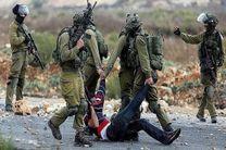 حمله نظامیان صهیونیستی به کرانه باختری