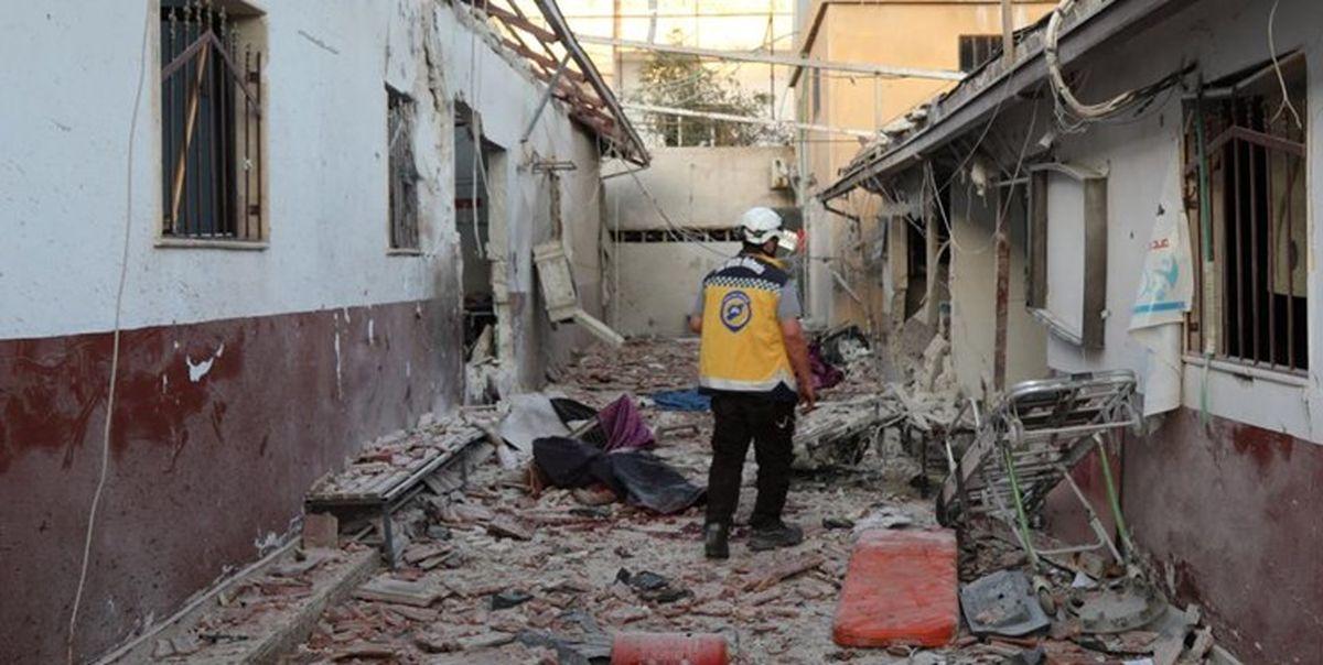 حمله تروریستها به بیمارستانی در سوریه ۱۸ کشته برجای گذاشت