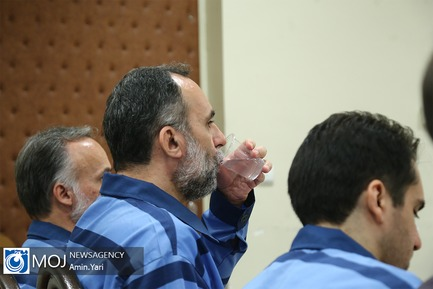 سومین جلسه دادگاه رسیدگی به اتهامات مفسدان اقتصادی شهر بیرجند
