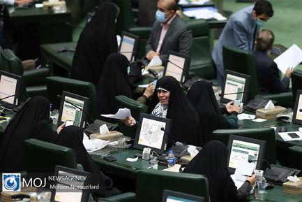 دومین انتخابات هیات رییسه یازدهمین دوره مجلس