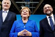 پایان بن بست سیاسی در آلمان؛ توافق مرکل با سوسیال دموکرات ها برای تشکیل دولت ائتلافی