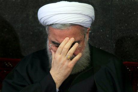 مراسم عزاداری حضرت اباعبدالله الحسین (ع) در دفتر رئیس جمهوری برگزار شد