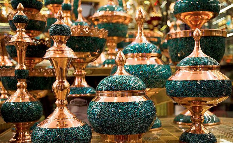نمایشگاه صنایع دستی و توانمندیهای بانوان بافق برگزار شد