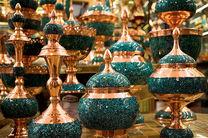 بازارچه صنایع دستی در مهریز برپا شد