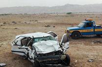 دو کشته در تصادف جاده امیدیه