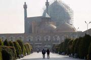 کیفیت هوای اصفهان ناسالم برای گروه های حساس / شاخص کیفی هوا 114