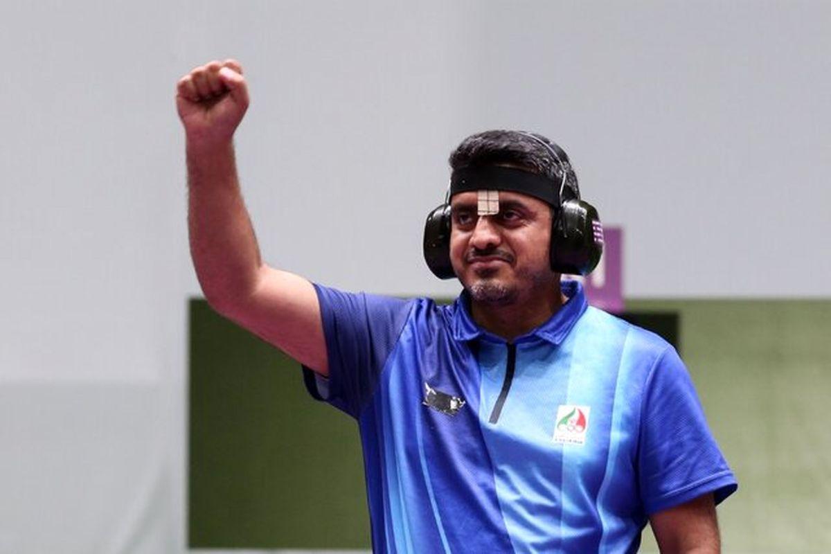 ثبت نخستین مدال المپیک در تاریخ تیراندازی ایران توسط فروغی