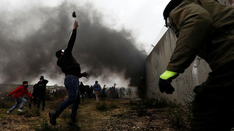 صهیونیست ها یک جوان فلسطینی را در کرانه باختری به شهادت رساندند