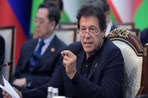 نخست وزیر پاکستان از گفتگو با مقام های طالبان خبر داد