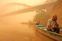 غلظت گرد و غبار در اهواز ۴ برابر حد مجاز / شاخص آلودگی در آبادان به بالای ۱۰۰۰ رسید