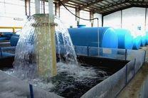 تقویت فشار آب آشامیدنی 408 خانوار روستای چوبر شهرستان شفت