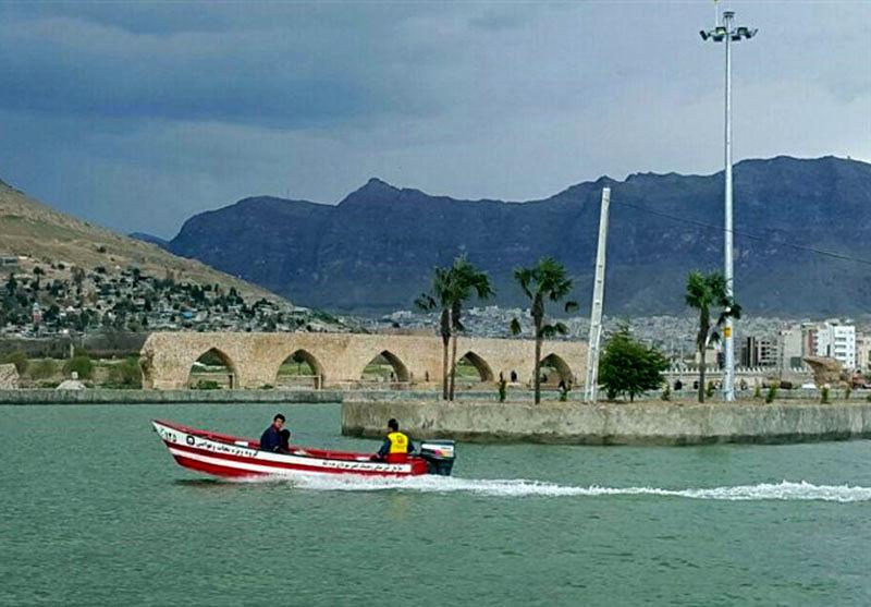 پارک شاپوری خرمآباد آماده بازدید مسافران نوروزی لرستان است