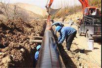 احداث شبکه فاضلاب به روش بیع متقابل برای 25 روستای اصفهان