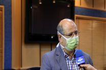 بستری ۸۹۰ بیمار کرونایی طی ۲۴ ساعت گذشته در تهران