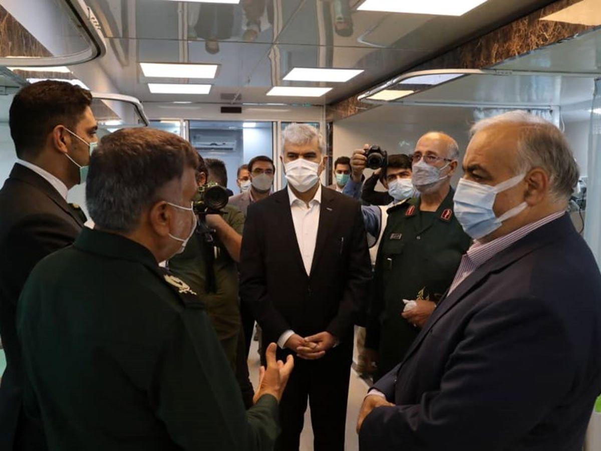 خدمات ارزنده و کمک رسانی سپاه در بحرانها قابل تقدیر است