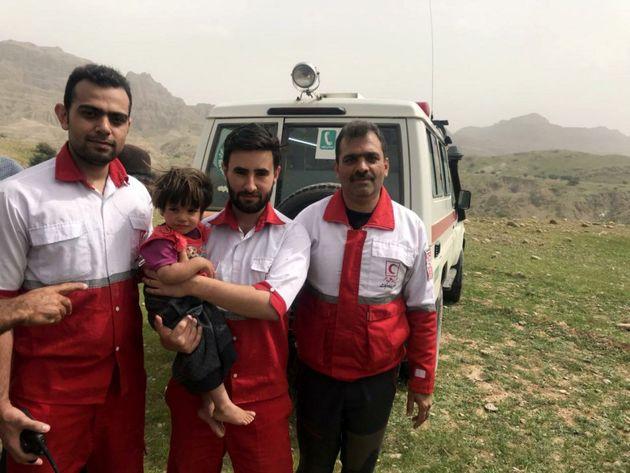 کودک مفقود شده عشایری سردشت دزفول پیدا شد