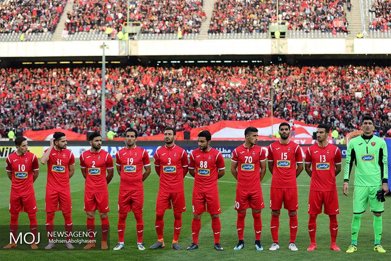بازیکنان پرسپولیس مقابل الوصل در امارات مشخص شدند