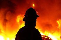 آتش سوزی یک مغازه خیاطی در اصفهان / سوختگی 3 نفر در آتش
