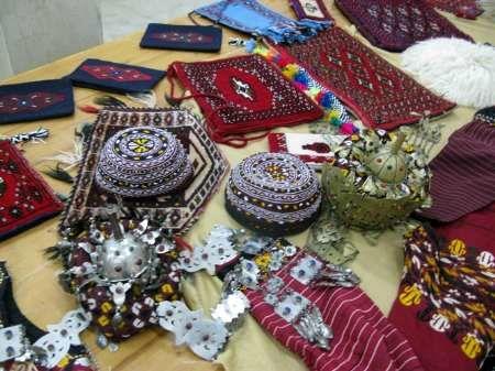 بازارچه صنایع دستی در شهرستان گنبدکاووس برپا میشود