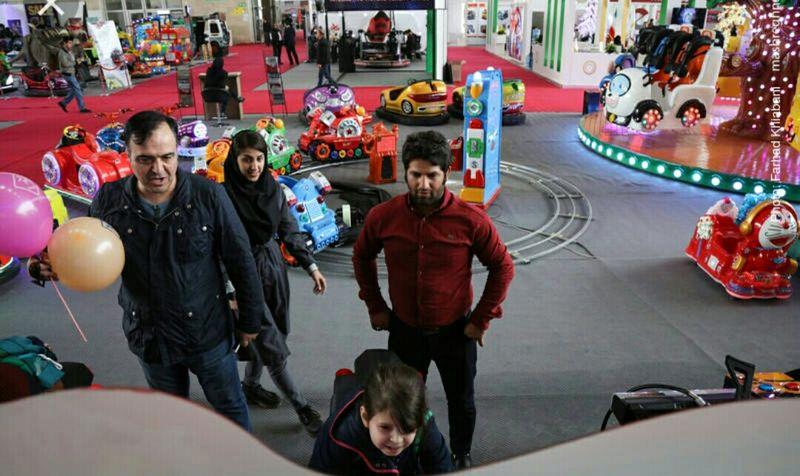 نمایشگاه شهربازیها با حضور 110 شرکت داخلی و خارجی