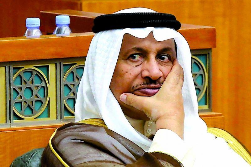 دولت کویت استعفا داد