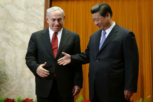 نگرانی آمریکا از سرمایه گذاری های چین در سرزمین های اشغالی